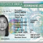Green Card Image